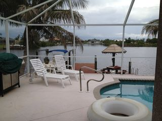 Cape Coral house photo - Grill by the Pool.