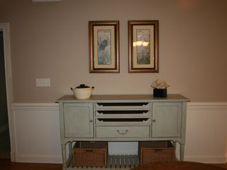 Tybee Island condo photo - Dining area