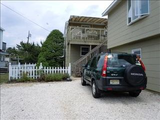 Harvey Cedars house photo - Parking