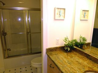 Wildwood Crest condo photo - hallway bath