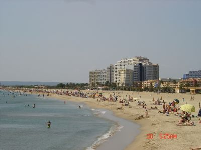 Figueres area villa rental - View of the Beach nearby