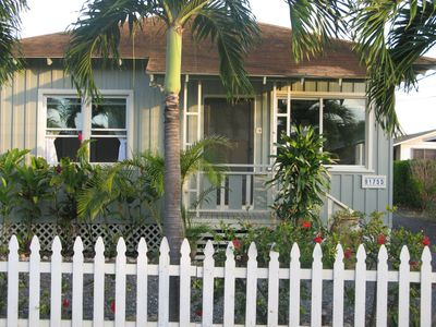 Charming totally renovated 1940's plantation style home on a beach lot.