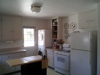 Morro Bay cottage photo - Good size kitchen with everything you need to cook a gourmet meal.