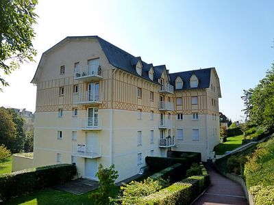 Photo for Apartment Résidence Vallon 2  in Deauville - Trouville, Normandy - 4 persons, 2 bedrooms