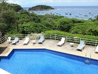 Beautiful 3 BR Ocean Front Villa at Playa Ocotal, CR