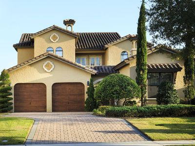 Imagine you and your family renting a 5 star Florida villa on Homestead, Reunion Resort only minutes from Disney World
