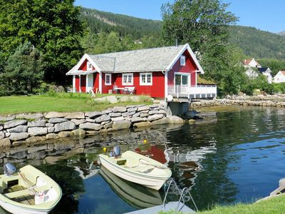 Vacation home in Balestrand, Western Norway - 6 persons, 3 bedrooms