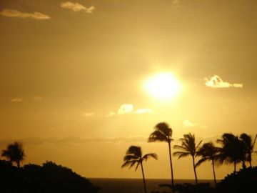 To complete a day with Maui Sunset