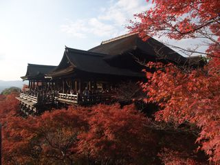 Kyoto townhome photo - Kiyomizu Temple - 10 minute walk