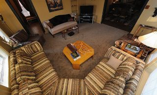 Bandera cottage photo - Living Room