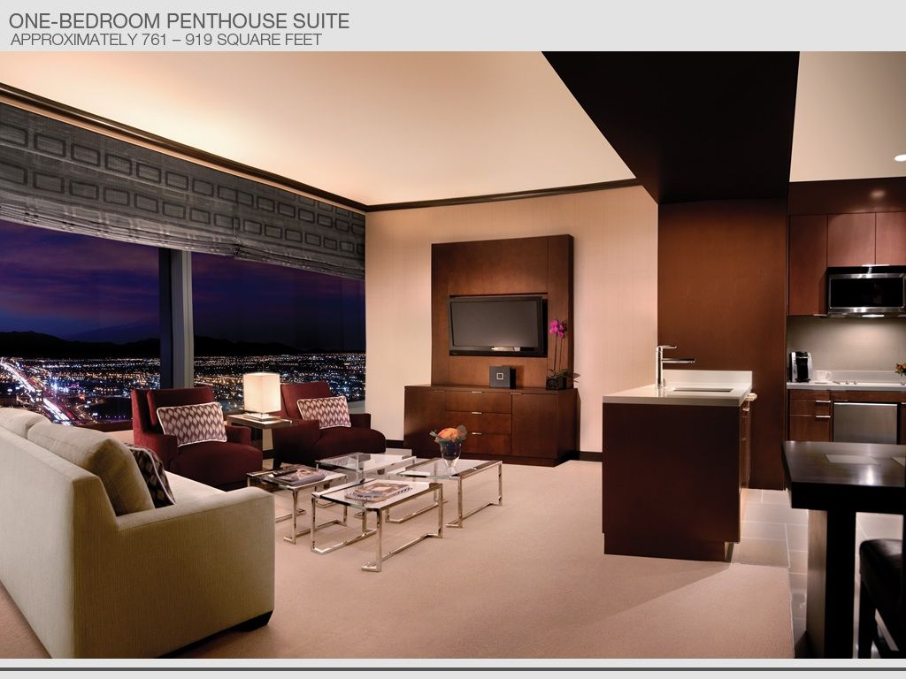 Vdara 1 Bedroom Penthouse Suite 39 The Homeaway Las Vegas