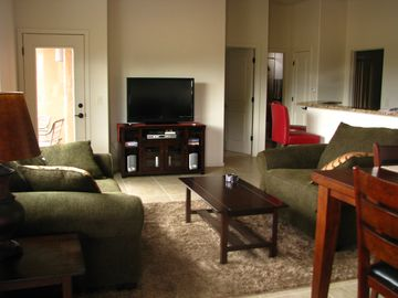 Tucson condo rental - Living Room