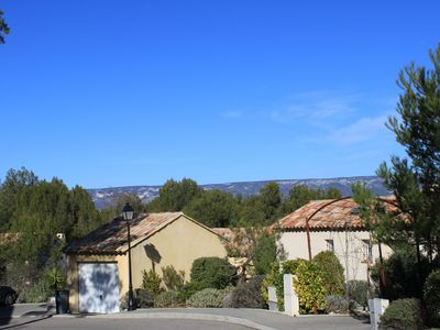 Residential Area in the Domaine de Pont Royal