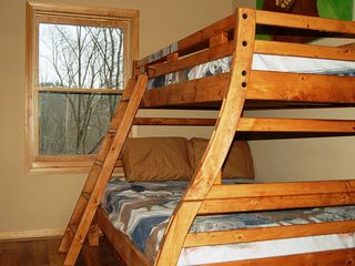 Ellijay cabin photo - Trundle Bed
