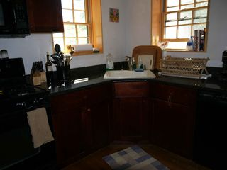 Ascutney house photo - kitchen