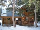 Our cozy log cabin - Brighton cabin vacation rental photo