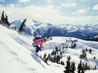 Whistler house photo - Great Skiing in Whistler, British Columbia