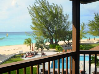 Grand Cayman condo photo - View from the screened Lanai