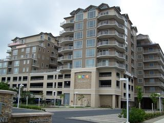 Rivendell Ocean City condo photo - Front of building!