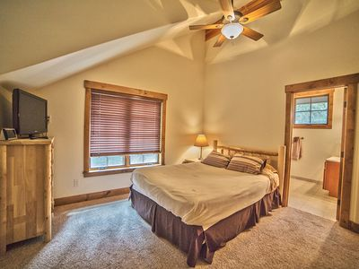Upstairs Bed #2