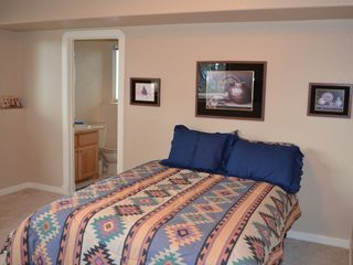 Pagosa Springs house photo - Queen in 2nd bedroom