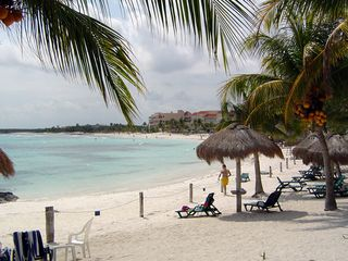 Puerto Aventuras condo photo - Chac-Hal-Al's private beach - the best one in Puerto!