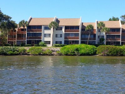 Best Waterviews From Our Condo On The Gulf Intracoastal Waterway!