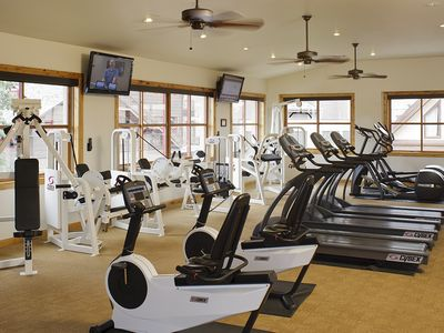Teton Village hotel rental - Fitness Center