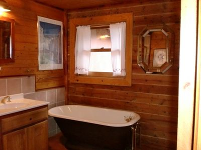 Angel Fire house rental - Bathroom.