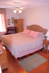 Avon-by-the-Sea house photo - Paris-themed bedroom King bed on 2nd floor