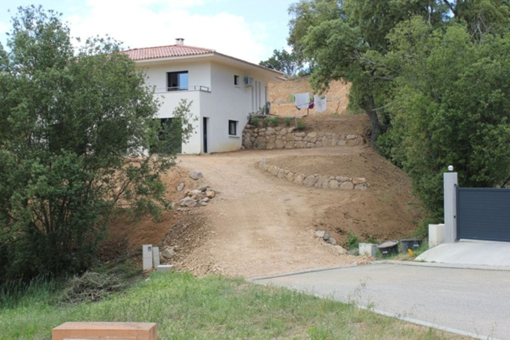 villa 100m2 private estate near beach homeaway corse