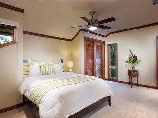 Kahala estate photo - Bedroom w/Queen Bed