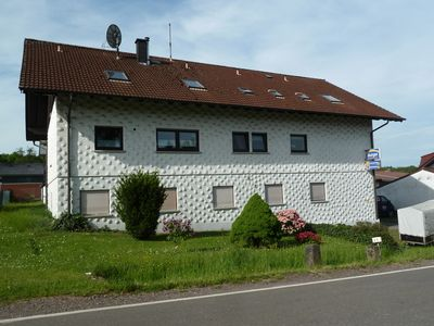 Very nice apartment DTV * * * *, in quiet suburb of Pirmasens