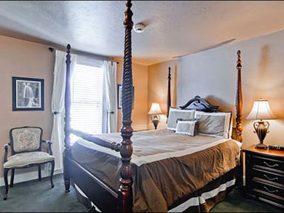 Breckenridge house rental - King in the Third Bedroom