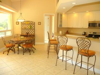 Cape Coral house photo - Enjoy the wonderful water views from the kitchen, dining nook and breakfast bar