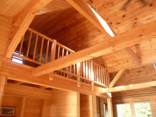 Beals - Great Wass Island cabin photo - Post and Beam