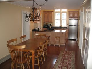 Waterville Valley condo photo - Dining and Kitchen Areas