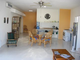Progreso apartment photo - Upper level suite kitchen area