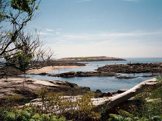 Georgetown house photo - Tidal pools and inlets, Reid State Park. About 1/2 mile from house.