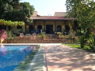 Mal Pais villa photo - Pool and Main Terrace