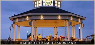 Rehoboth Beach condo photo - The Rehoboth Beach Bandstand can't be missed! Music many nights!