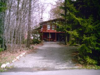 Tobyhanna house photo - Street view
