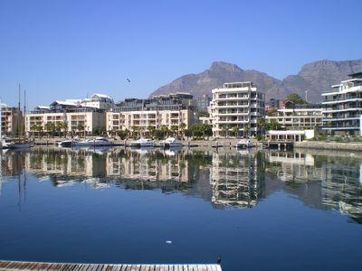 Beautiful, safe two bed apartment V & A Waterfront Cape Town **** grading