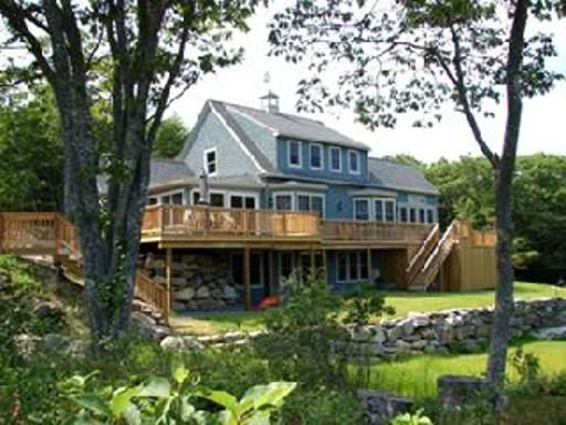Peaceful Waterfront Cottage, Year Round - Mid Coast ME -Five Islands, Georgetown