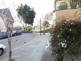 San Francisco apartment photo - Duboce Park at the end the street. View from front steps.