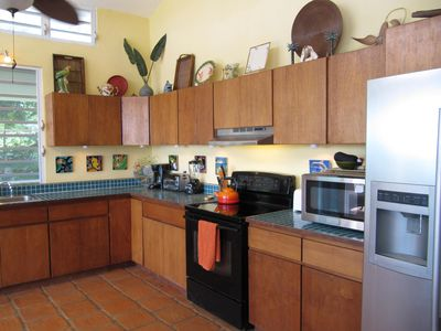 Vieques Island house rental - All you need for stay at home meals.