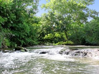 Lampasas house photo - Come enjoy the spring-fed waters of Sulfur Creek.