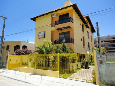 Canasvieiras apartment rental - Front of bulding