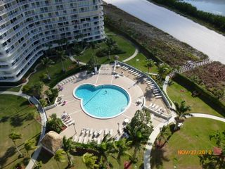 South Seas Club condo photo - Large heated pool