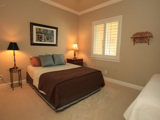 Flagler Beach condo photo - This Room sleeps 3 with a Queen Posturpedic Mattress plus a Twin Bed.